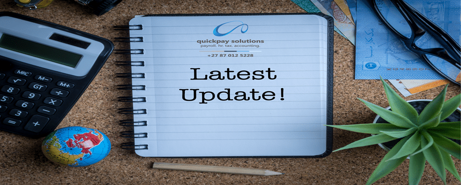 Important Notice – RSA – Compensation Fund (COID) Submission Date – March 2020